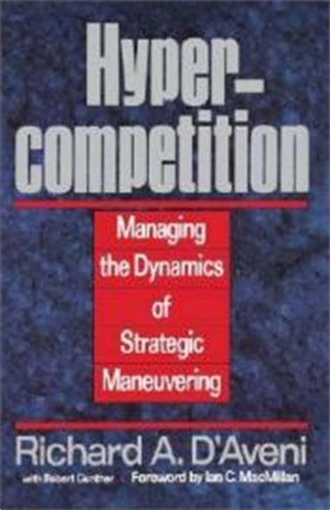 hypercompetition book